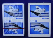 Collectible  Advertising airline playing cards  Finnair,